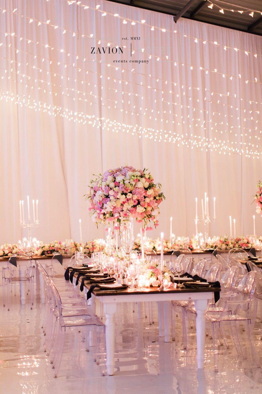 Royal Wedding In Africa Wedding Flowers Wedding Reception