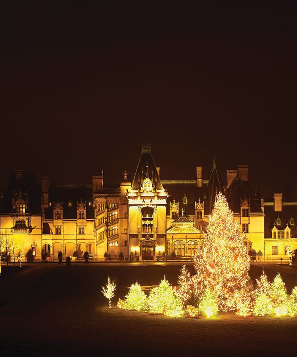 Immerse yourself in the holiday spirit at the most enchanting place ...
