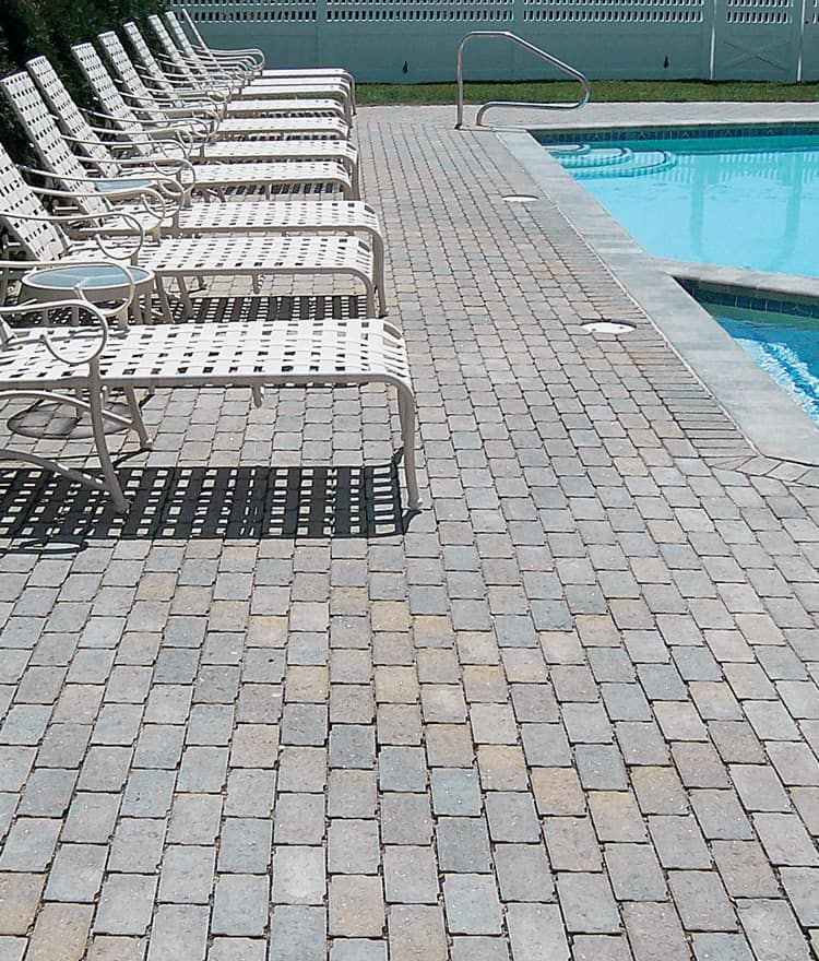 Green And Permeable Pavers Cape Cod Nantucket Martha S Vineyard Permeable Pavers Pavers Pool Patio