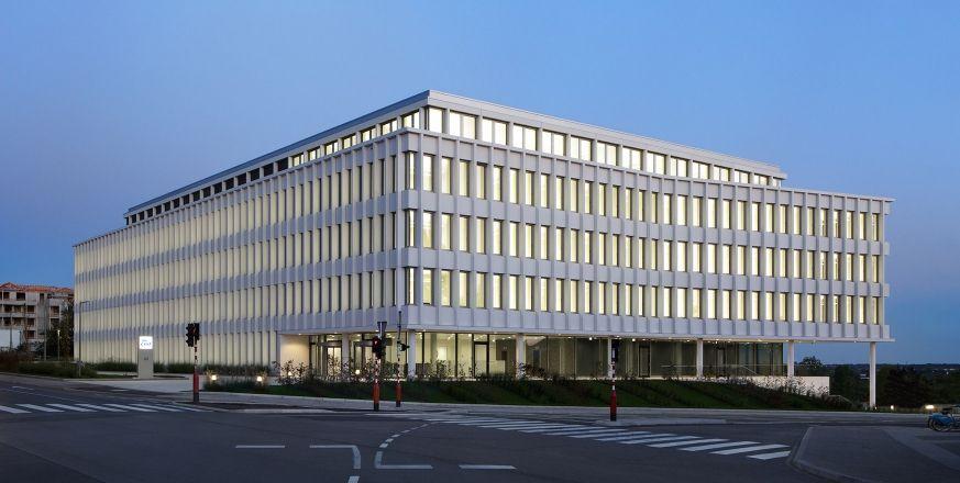 Architekt Luxemburg jswd architekten luxemburg bank supervisory office architectural