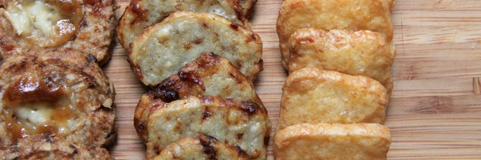 """3 savory cheese """"cookie"""" recipes"""