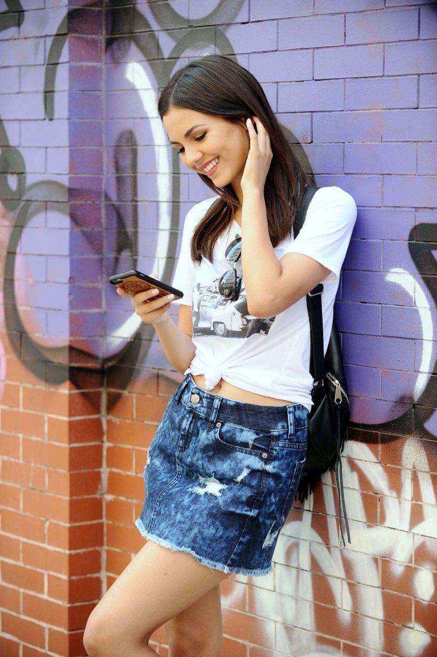 Creative 2015 Colleage Wind Burr Jean Denim Skirt Women Miniskirt Summer  Style