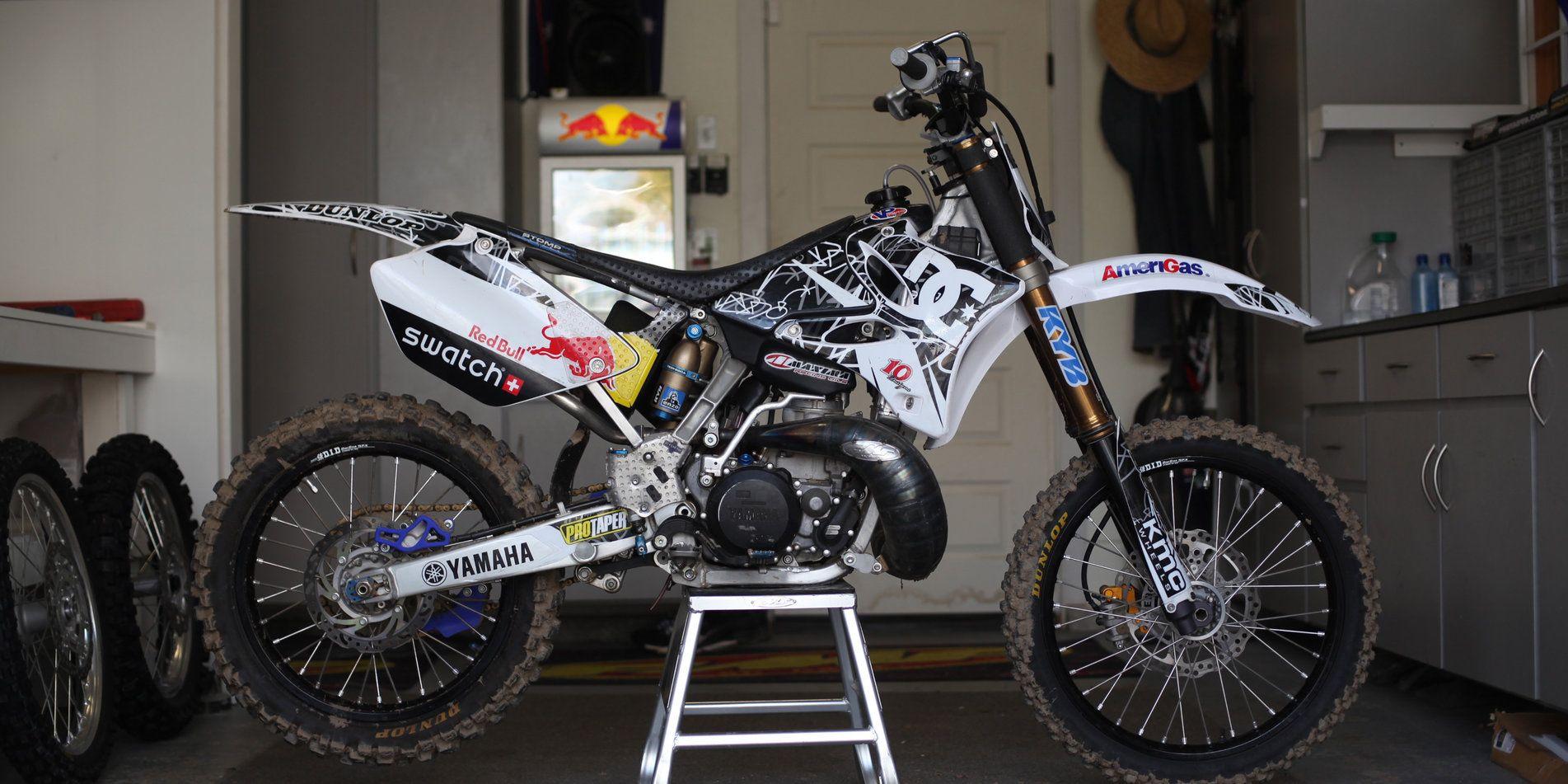 Yamaha Yz 250 Robbie Maddison Supermoto Motocross Custom Cycles