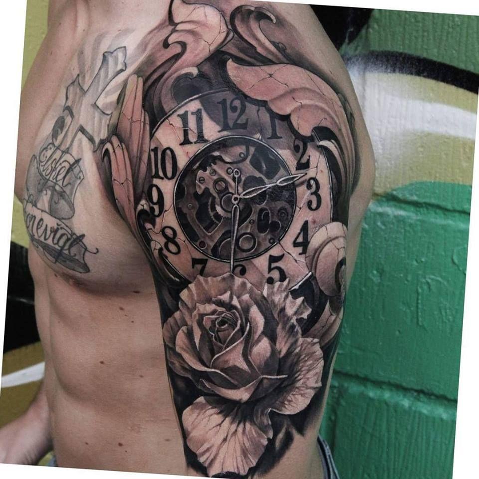 pin von artem pylypchuk auf my tattoo pinterest zeit uhr tattoo ideen und tattoo vorlagen. Black Bedroom Furniture Sets. Home Design Ideas