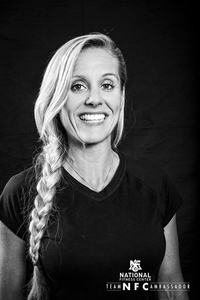 Julie is one of the stellar personal trainers at National Fitness Center and a #teamNFCambassador! #WitnessMyFitness