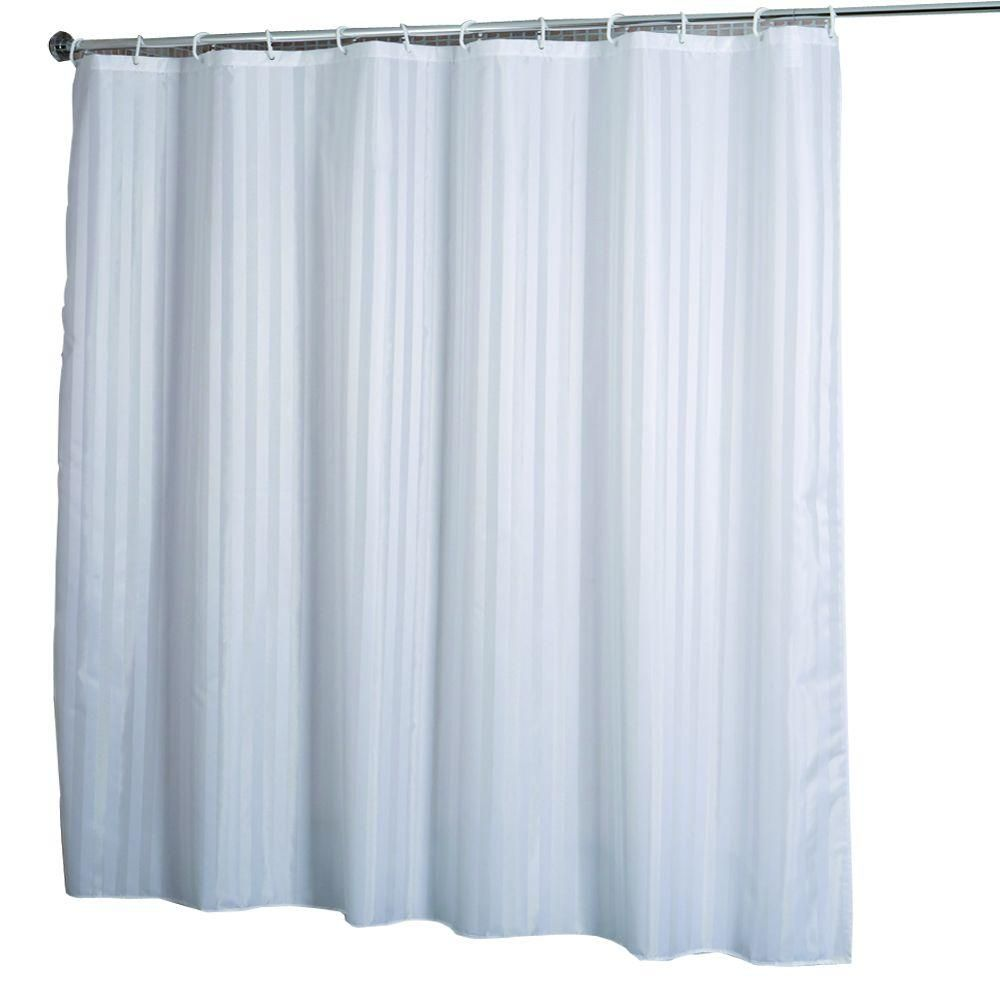 12 Choices How To Hang A Shower Curtain Should Be Striped Shower