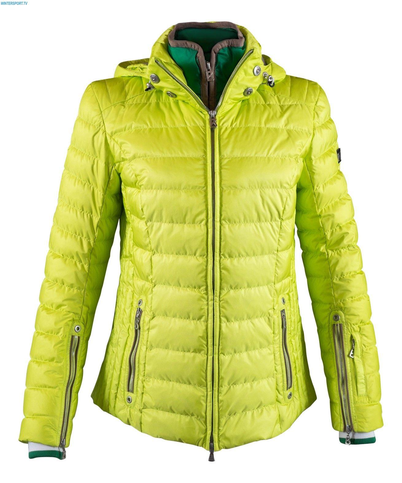 Bogner Women Noemi D Jacket – Neon Coral | Bogner - Women&39s Ski