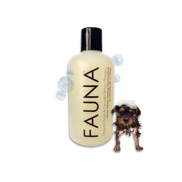 Fauna Marigold Petals Lavender Babies Dog Shampoo Puppy