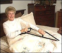 Best Bed Caddie Bed Pull Up Strap Assistive Devices 640 x 480