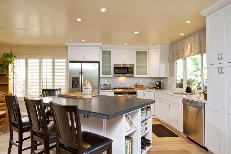 Beautiful Remodeled kitchen | Dining room small, Kitchen ...