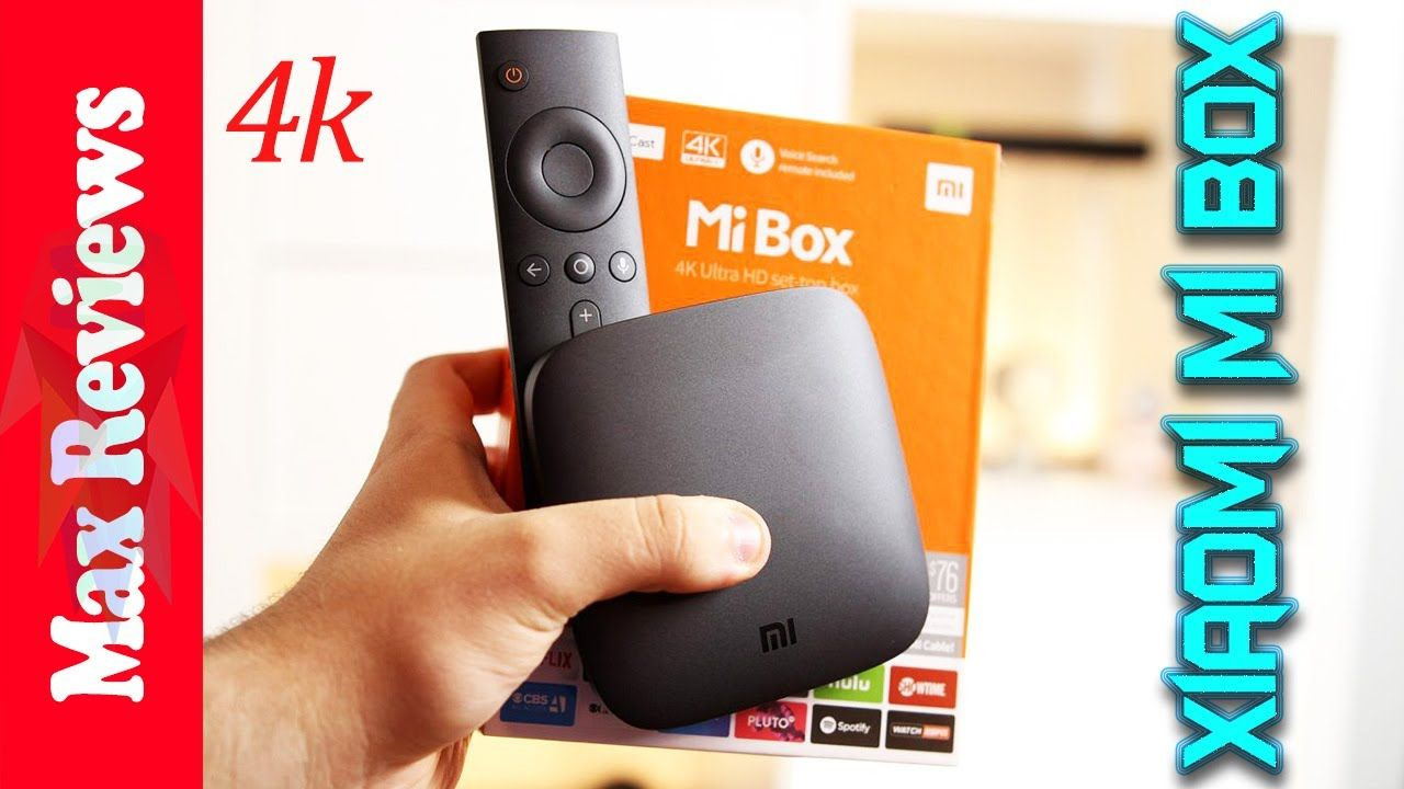 Best Android Tv Box 2017? Xiaomi Mi Box 4k Android tv