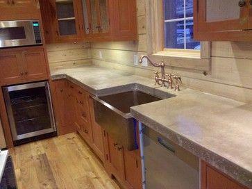 Concrete Countertops Cast N Place Concrete Countertops