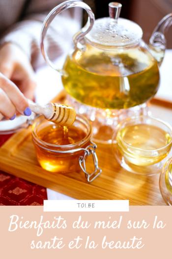 Vorteile von Honig    – Articles TOI.be