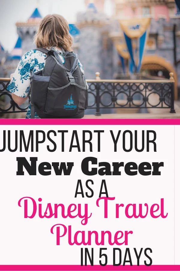 Step By Step By Guide To Becoming A Disney Travel Planner In 2020 Travel Planner Vacation Planner Disney Travel Agents
