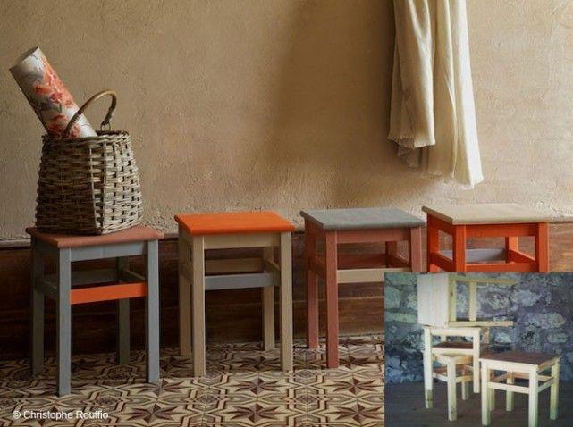 Ikea Küchenstühle ~ Leuke kleurencombinatie ikea oddvar verschiedene stühle