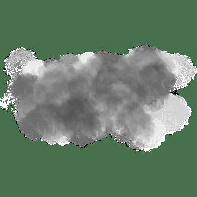 Black Smoke Nuvem Design De Roupas