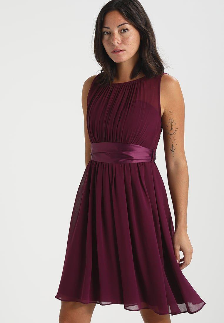 BETH PROM DRESS - Cocktailkleid/festliches Kleid - black current ...