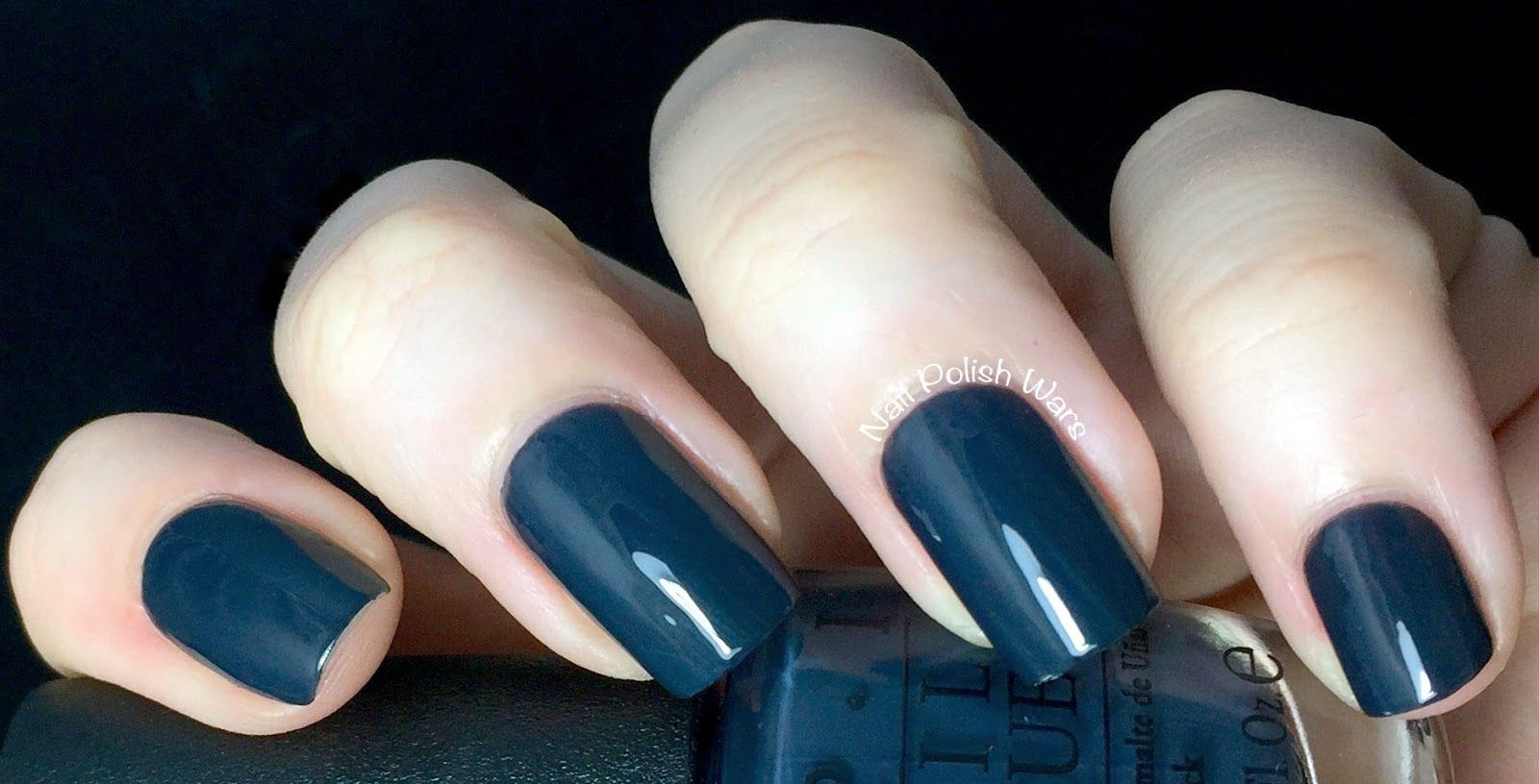 OPI - 50 Shades of Grey Collection Swatch | Nails | Pinterest ...