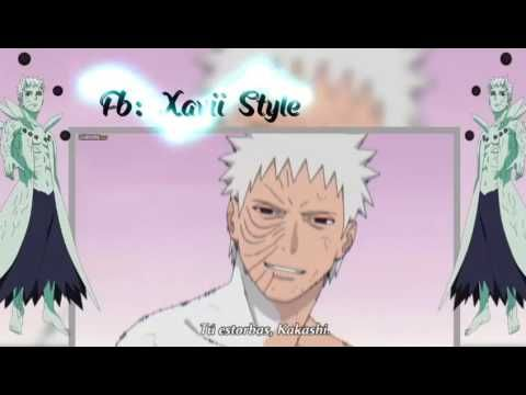 Obito Uchiha Muere!! El capitulo màs triste de Naruto Shippuden Tv ...