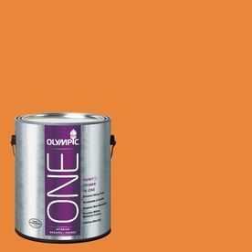 Pumpkin Color Paint pumpkin pleasure paint color in olympic one®. our fall inspired