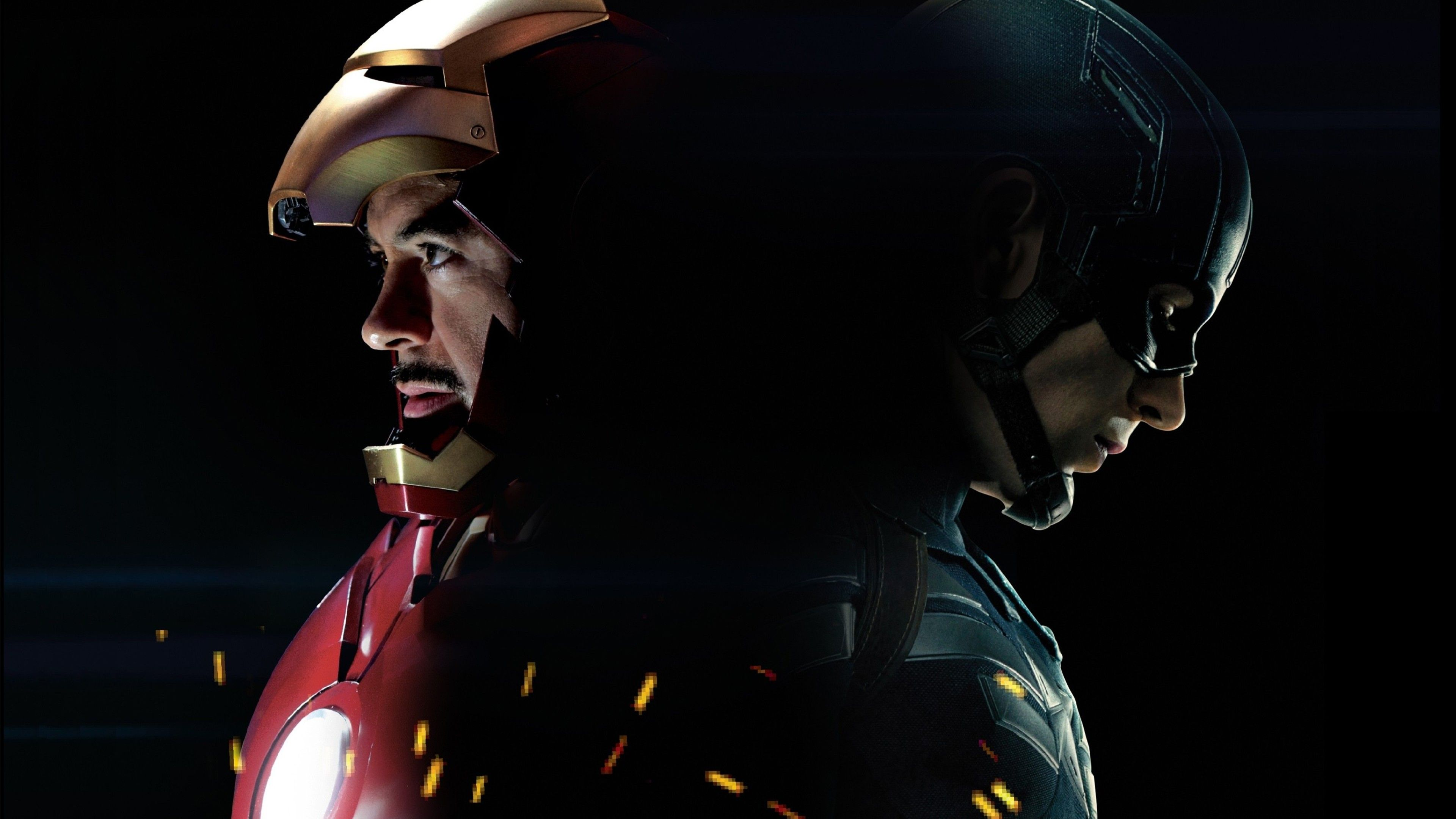 Captain America 3 Civil War Iron Man Hd Movies 4k Wallpapers