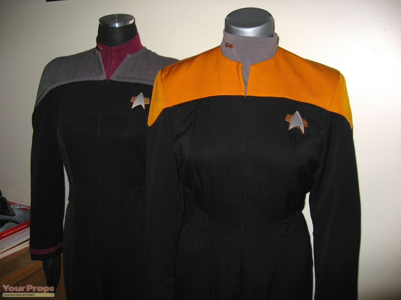 Raumschiff Enterprise Uniform