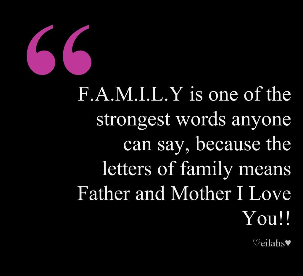Family Family Picture Sister Brother Parents Mom Dad Mother Father Quote Home Diy Words To Live By Quotes Inspirational Words Wonderful Words