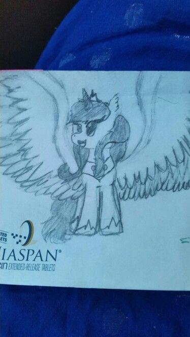 My pony oc firefoxstar