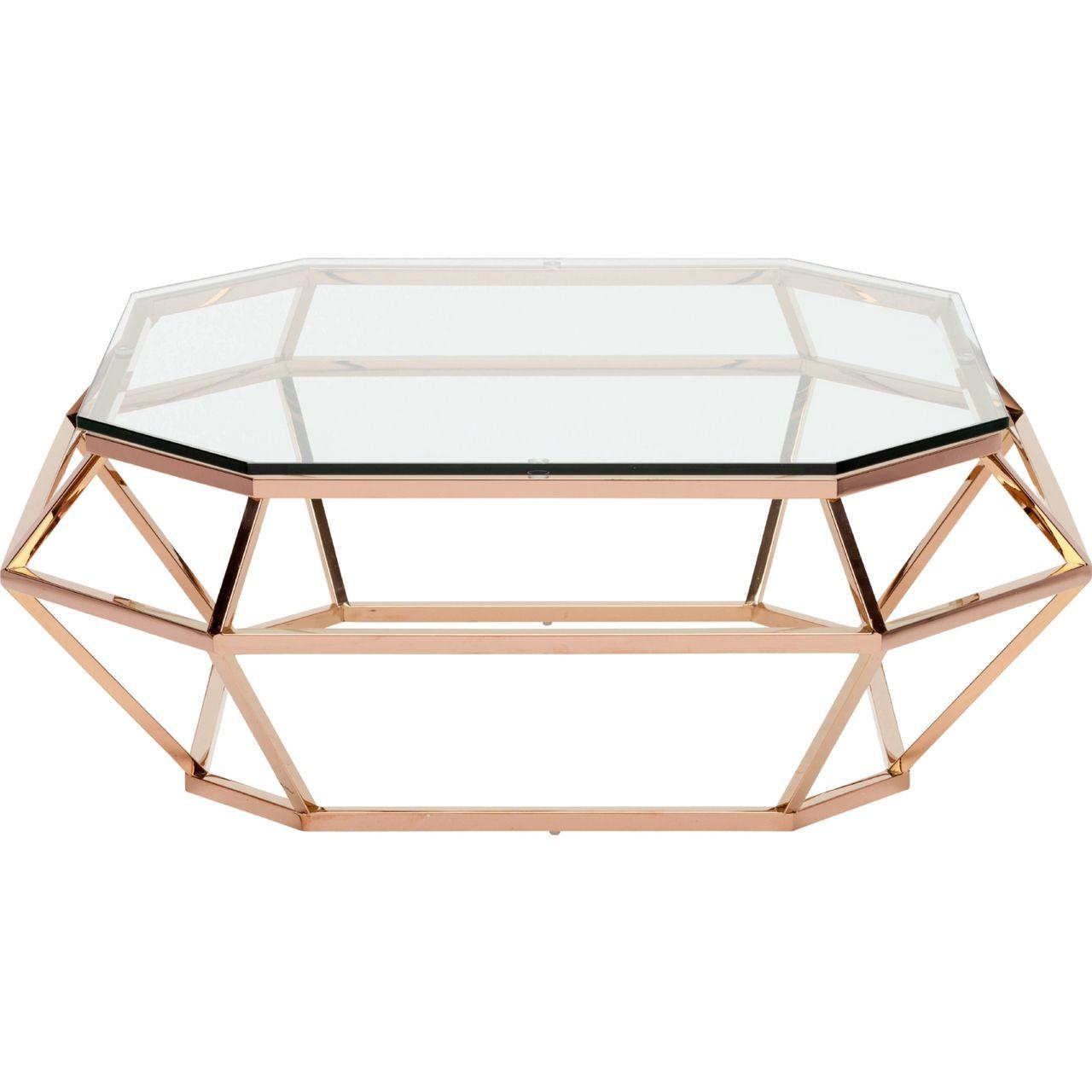 Diamond Square Coffee Table Coffee Table Coffee Table Square Rose Gold Coffee Table [ 1280 x 1280 Pixel ]