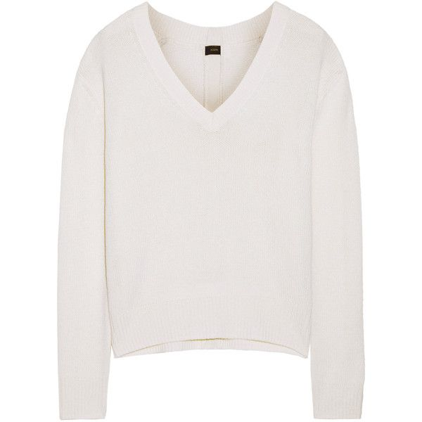 Joseph Cashmere sweater (4.543.345 IDR) ❤ liked on Polyvore ...