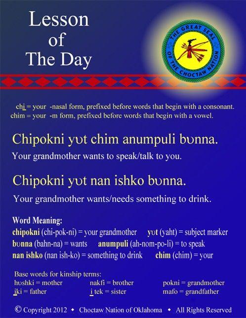 ♥ Choctaw ♥