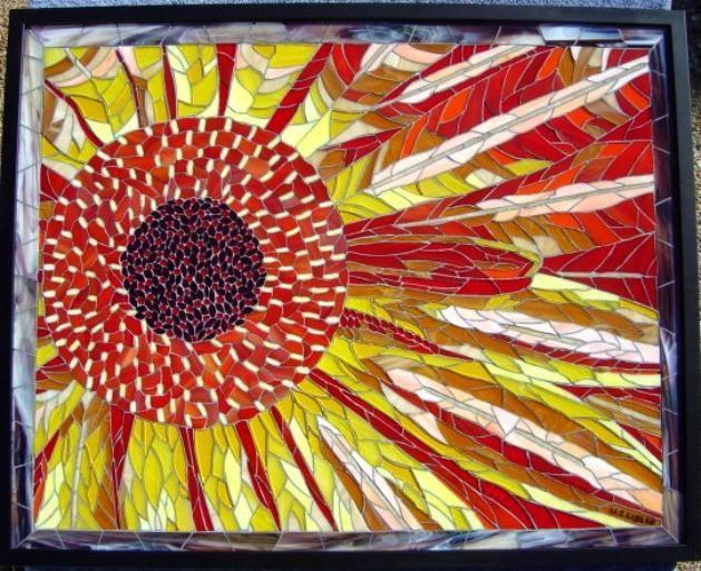 Glass Mosaic Tile Art: Gallery of Mosaic Art 01 ...