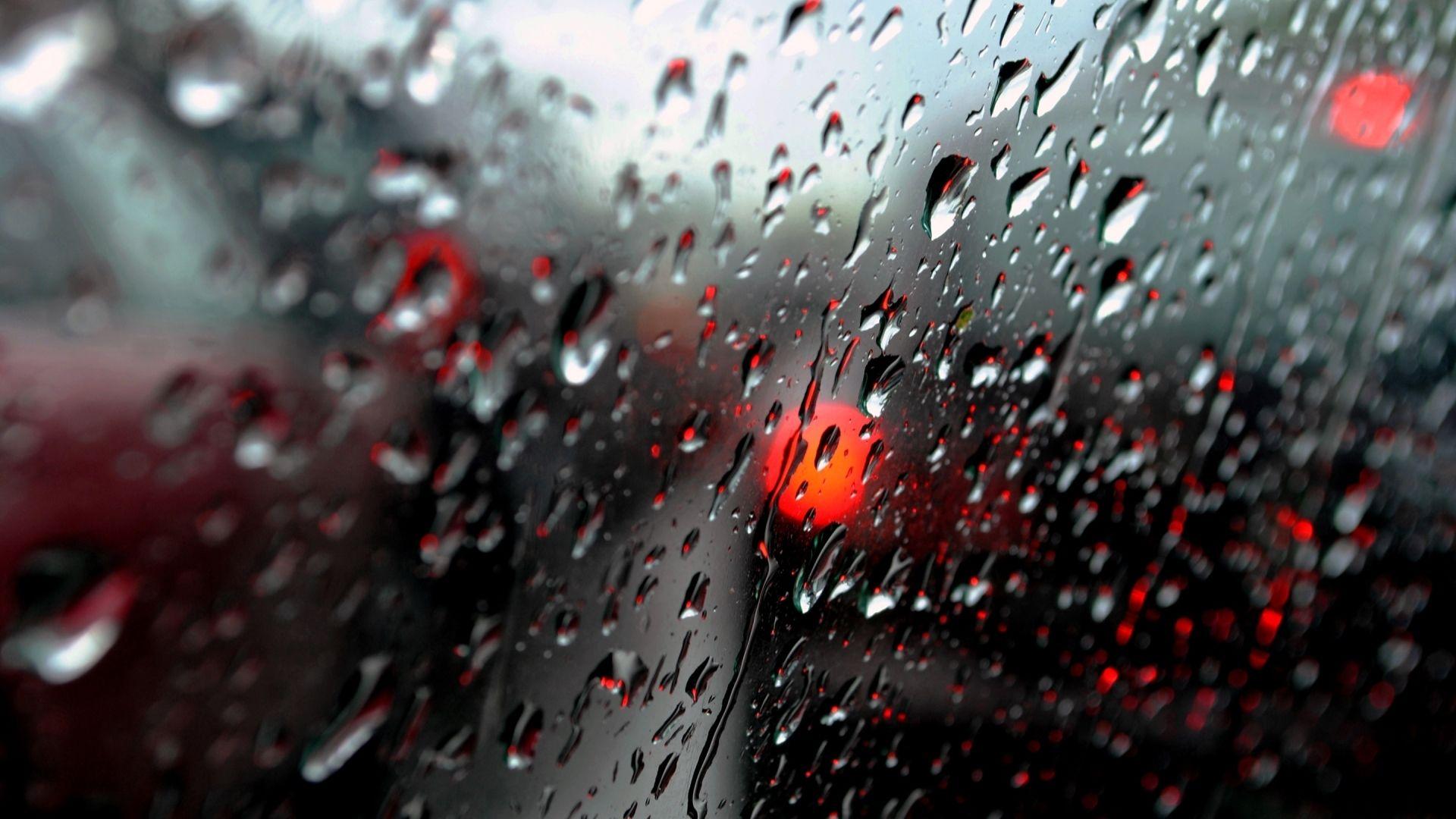 Rain Drops Wallpapers