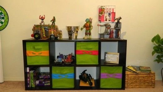 Teenage Mutant Ninja Turtles Bedroom Ideas   Deko ideen ...