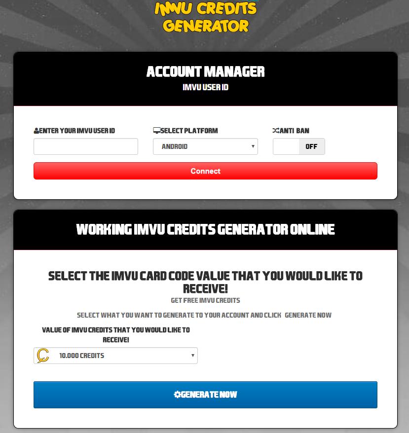 Imvu account hacked   Account Hacker : imvu  2019-06-22