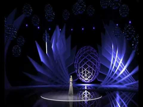 Eurovision 2011 Stage Design