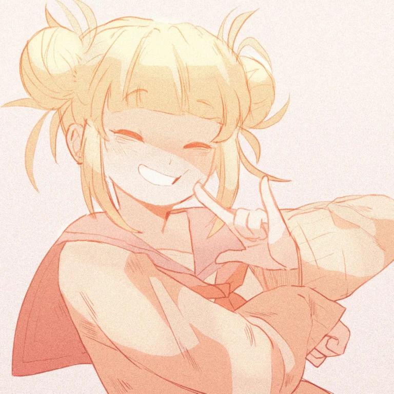 Fanart Of Toga By Me Bokunoheroacademia Yandere Anime Anime Cute Anime Character