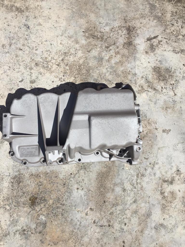 BMW MINI COOPER ENGINE OIL SUMP PAN 1.6 1,6 DIESEL N47C16 part number 1113 7811592