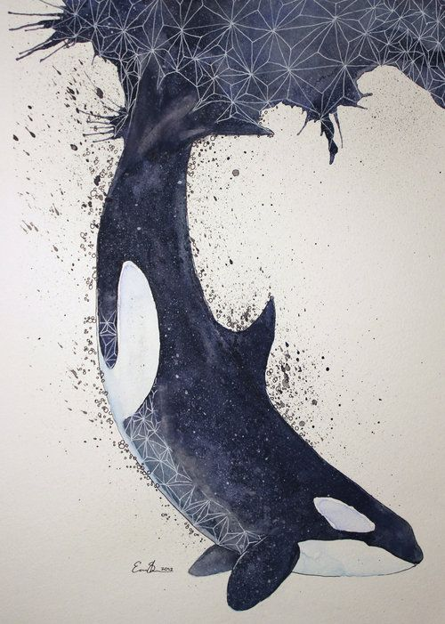 Orca by Erik Sherman