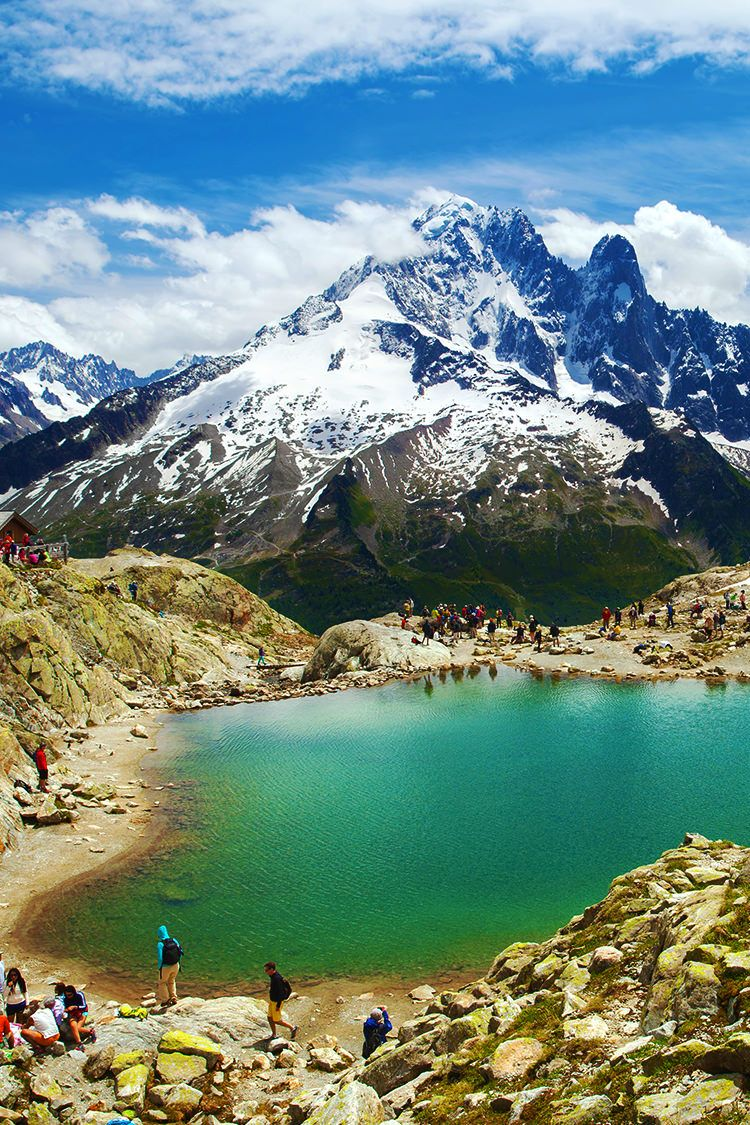 حجز فنادق في شاموني فرنسا جبال بحيرات مناظر طبيعية خلابة Nature Pictures Dream Travel Destinations Landscape