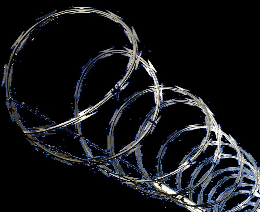 Razor Wire Png By Fotoshopic Barbed Wire Wire Razor