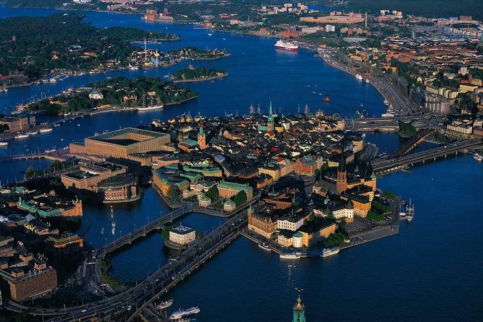 Stockholm, ihana kesä kaupunki