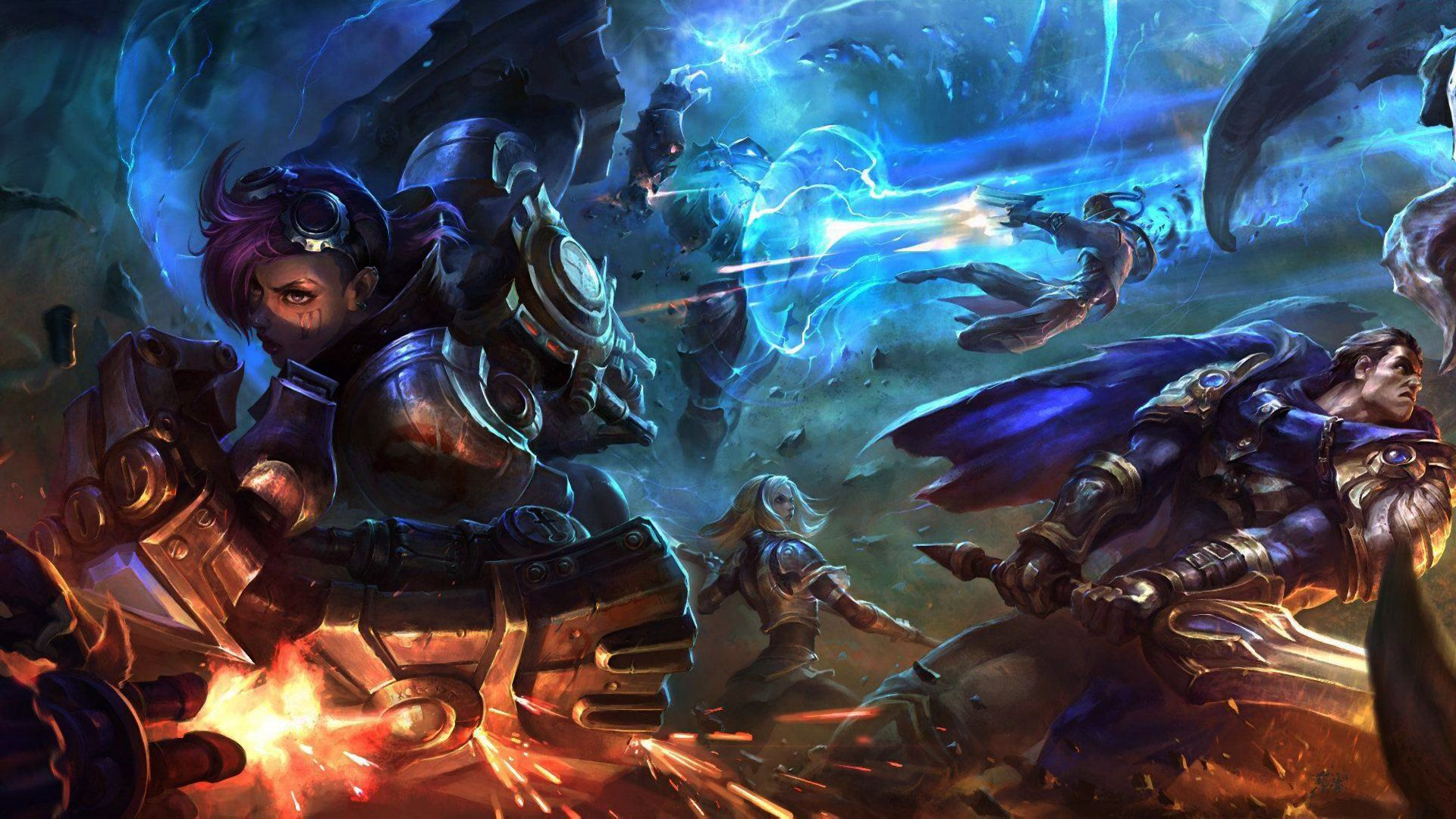 League of legends backgrounds wallpaper hd wallpapers pinterest league of legends backgrounds wallpaper voltagebd Image collections
