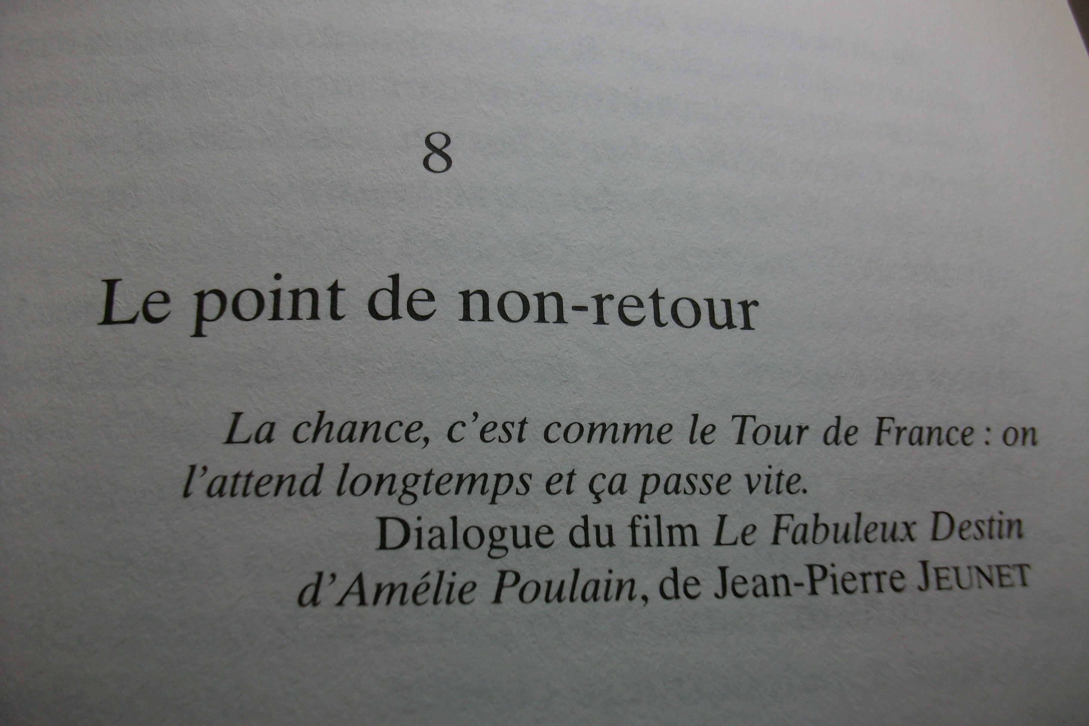 Extrait Du Livre Je Reviens Te Chercher De Guillaume