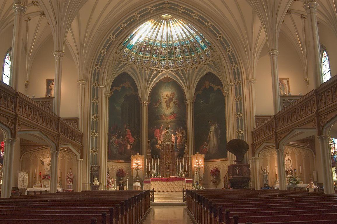 Roman Catholic Church Inside
