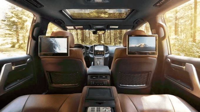 2019 Toyota Land Cruiser Redesign, Release date, Concept