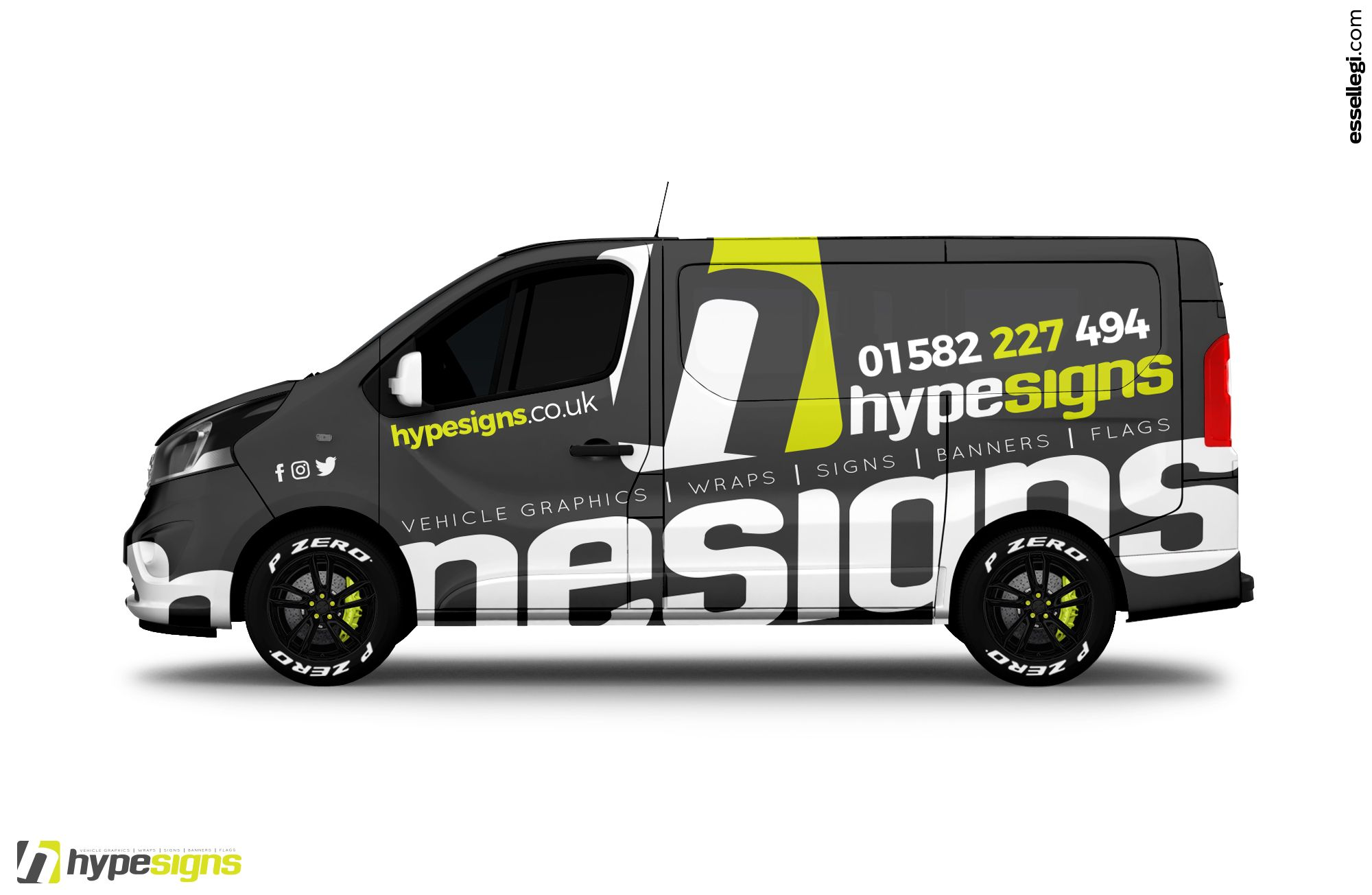 Best Opel Vivaro Wrap Design For Signs Signage Wraps Company