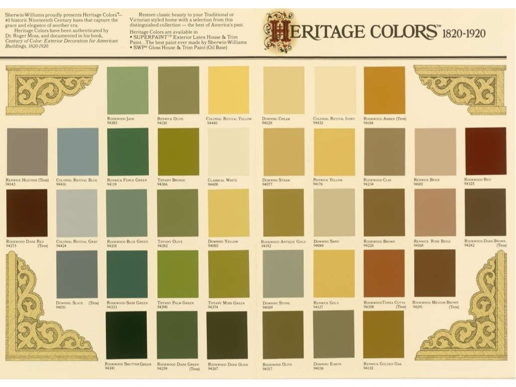 choosing exterior colors for your historic florida house | paint