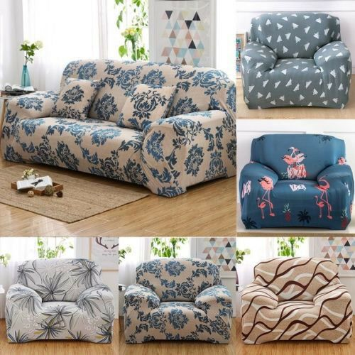 Terrific 1 2 3 4 Seater Sofa Cover Elastic Stretch Furniture Gamerscity Chair Design For Home Gamerscityorg