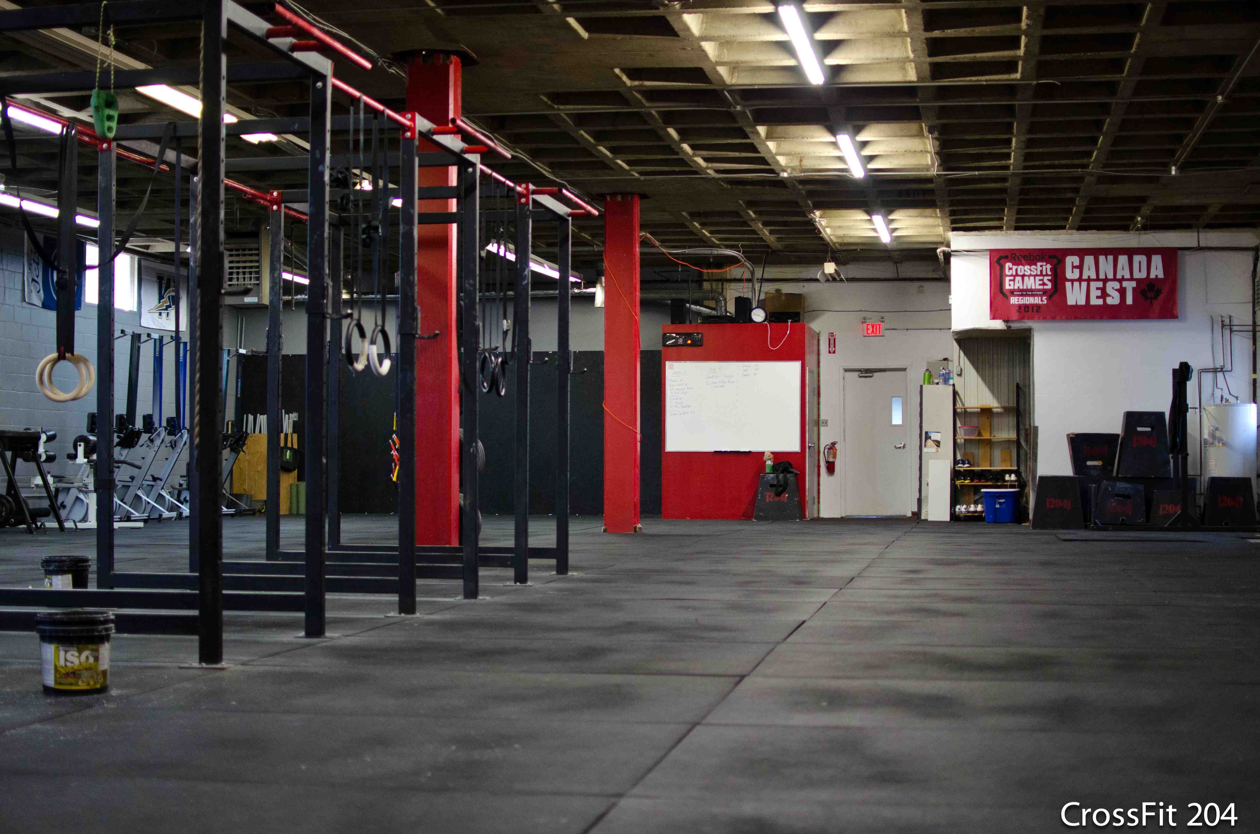 Crossfit Space And Frame Crossfit Box Design Ideas Crossfit Space Warehouse Gym